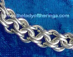 Round Open Chainmail